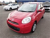Used 2011 NISSAN MARCH BH467837 for Sale for Sale