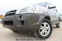 Used 2007 HYUNDAI TUCSON BH468736 for Sale for Sale