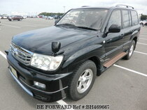 Used 1999 TOYOTA LAND CRUISER BH469667 for Sale for Sale