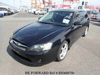 2006 SUBARU LEGACY TOURING WAGON 2.0 R B SPORTS