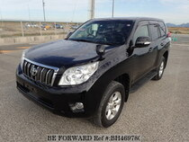 Used 2012 TOYOTA LAND CRUISER PRADO BH469780 for Sale for Sale
