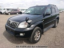Used 2009 TOYOTA LAND CRUISER PRADO BH469858 for Sale for Sale