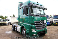2012 MERCEDES-BENZ ACTROS AUTOMATIC DIESEL