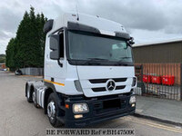 2010 MERCEDES-BENZ ACTROS AUTOMATIC DIESEL