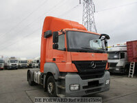 2009 MERCEDES-BENZ AXOR MANUAL DIESEL