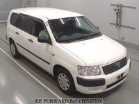 2014 TOYOTA SUCCEED VAN UL X PACKAGE