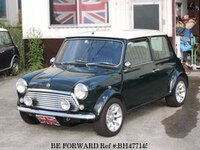 2000 ROVER MINI COOPER 40TH ANNIVERSARY LIMITED