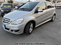 2011 MERCEDES-BENZ B-CLASS 125 GRAND EDITION