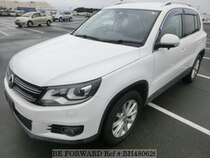 Used 2013 VOLKSWAGEN TIGUAN BH480626 for Sale for Sale