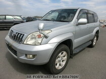 Used 2004 TOYOTA LAND CRUISER PRADO BH479285 for Sale for Sale