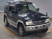 Used 2005 MITSUBISHI PAJERO MINI BH479288 for Sale for Sale