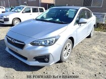 Used 2017 SUBARU IMPREZA G4 BH480698 for Sale for Sale