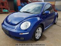 2008 VOLKSWAGEN NEW BEETLE AT+GASOLINE+SUNROOF