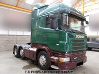 2010 SCANIA R SERIES AUTOMATIC DIESEL