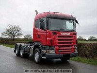 2010 SCANIA R SERIES MANUAL DIESEL