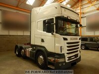 2011 SCANIA R SERIES MANUAL DIESEL