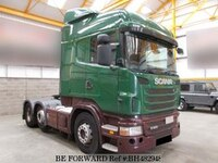 2011 SCANIA R SERIES AUTOMATIC DIESEL
