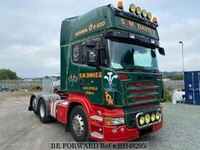 2007 SCANIA R SERIES AUTOMATIC DIESEL