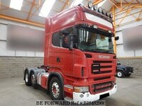 2005 SCANIA R SERIES AUTOMATIC DIESEL