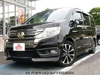 2012 HONDA STEP WGN