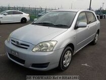 Used 2005 TOYOTA COROLLA RUNX BH481891 for Sale for Sale