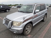 Used 2004 MITSUBISHI PAJERO IO BH481602 for Sale for Sale