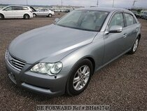 Used 2008 TOYOTA MARK X BH481748 for Sale for Sale