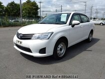 Used 2013 TOYOTA COROLLA AXIO BH483141 for Sale for Sale