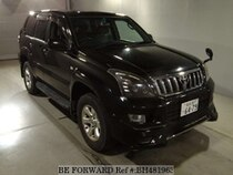 Used 2004 TOYOTA LAND CRUISER PRADO BH481963 for Sale for Sale