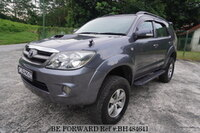2007 TOYOTA FORTUNER 2WD-REVCAMERA