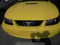 2002 FORD MUSTANG FASTBACK