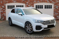 2019 VOLKSWAGEN TOUAREG AUTOMATIC PETROL