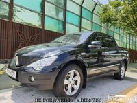 2010 SSANGYONG ACTYON