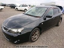 Used 2008 SUBARU IMPREZA BH484108 for Sale for Sale