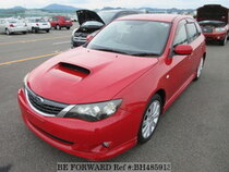 Used 2008 SUBARU IMPREZA BH485913 for Sale for Sale