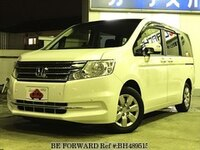 2014 HONDA STEP WGN