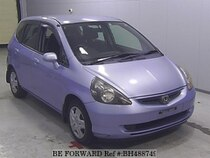 Used 2001 HONDA FIT BH488749 for Sale for Sale