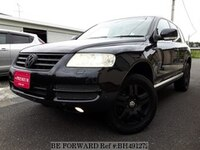 2005 VOLKSWAGEN TOUAREG V6 CDC AIR SUSPENSION
