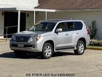 2010 LEXUS LEXUS OTHERS GX 460 4WD