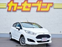 2014 FORD FIESTA 1.0 ECOBOOST