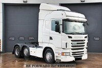 2013 SCANIA R SERIES AUTOMATIC DIESEL