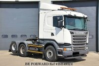 2013 SCANIA R SERIES MANUAL DIESEL
