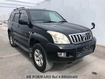 Used 2005 TOYOTA LAND CRUISER PRADO BH493400 for Sale for Sale