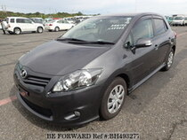 Used 2011 TOYOTA AURIS BH493277 for Sale for Sale