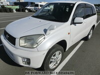 2002 TOYOTA RAV4 J X G PACKAGE
