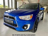 2015 MITSUBISHI ASX PUSH-START