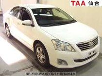 Used 2015 TOYOTA PREMIO BH496130 for Sale for Sale
