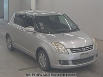 Used 2009 SUZUKI SWIFT BH496381 for Sale for Sale