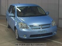 Used 2003 TOYOTA RAUM BH496410 for Sale for Sale