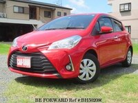2018 TOYOTA VITZ 1.3 F SAFETY EDTION
